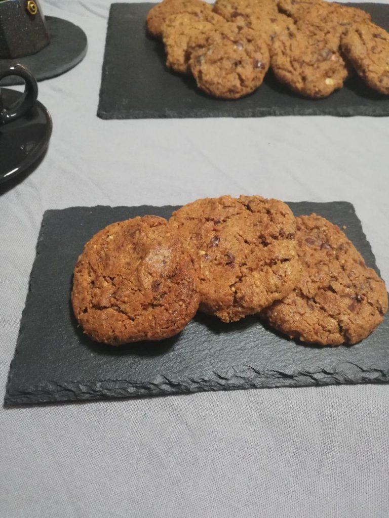 Biscotti al burro di mandorle