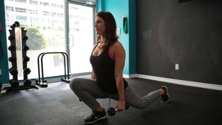 Esercizi per glutei e gambe