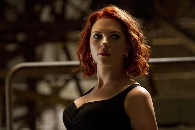 Scarlett Johansson Fisico