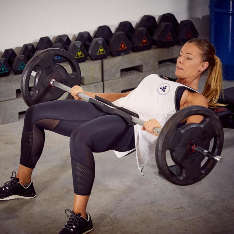 hip thrust l'esercizio migliore per i glutei
